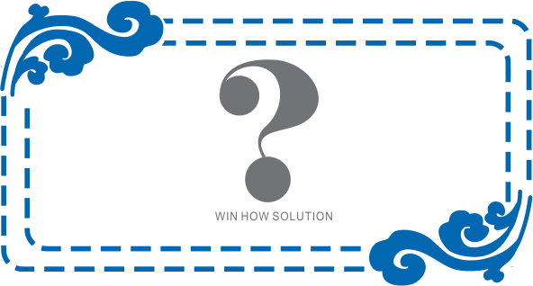 ?win how solution